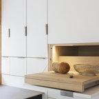 schreinerhaus modern k che stuttgart von echt zwinz raum und m bel. Black Bedroom Furniture Sets. Home Design Ideas