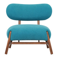 Mouse 33-inch Fabric Chair Adriatic