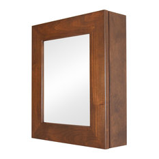 Wall Mount Mirrored Medicine Cabinet