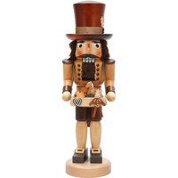 Christian Ulbricht Nutcracker, Toy Trader (Natural)