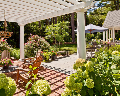 Pergola over patio ideas, pictures, remodel and decor