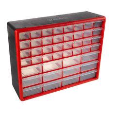 Storage Drawers-44 Compartment Organizer Desktop by Stalwart