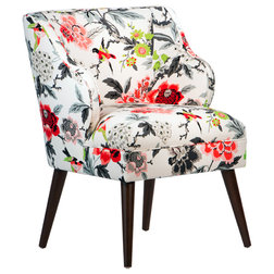 Contemporary Armchairs And Accent Chairs by Skyline Furniture Mfg Inc
