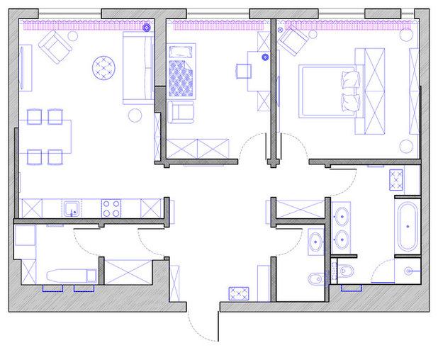 Hoe de Lay-kleine slaapkamer 9-10 meter (24 foto \' s)   How I can...