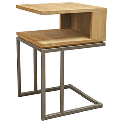 Transitional Side Tables And End Tables by Asta Furniture