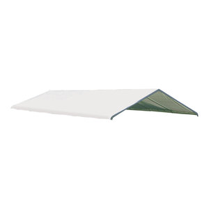 Canopy EnclosureKit 18x20 ft FR Rated Canopy Cover and Frame