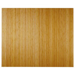 """Anji Mountain - Bamboo Deluxe Roll-Up Chairmat, 60""""x48"""", no lip - Our patented Bamboo Office Chairmats have introduced eco-friendly style to what was formerly an unattractive and purely functional accessory. Naturally elegant bamboo is more durable than a plastic mat and adds a charming organic touch to any area."""