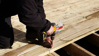 Timeless Timber - timber decking from BSW Timber Ltd