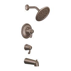 Moen ExactTemp Tub and Shower Trim Kit, Oil-Rubbed Bronze