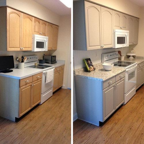 Kitchen Cabinets Renovation