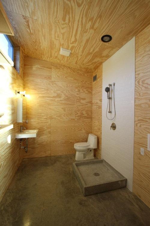 Plywood Walls Ceiling In Bathroom Advice, Plywood For Bathroom