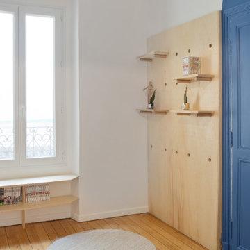 Bois Colombes - Rénovation d'un studio - 24m2