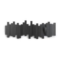 Sticks Multi Hook, Black