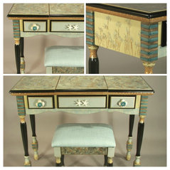 Suzanne fitch handpainted furniture franklin tn us for Eagleville pool and spa
