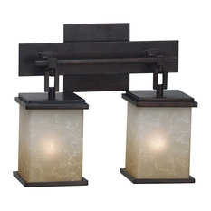 kenroy home plateau 2 light vanity oil rubbed bronze finish bathroom vanity lighting