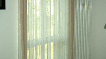 Fensterdekorationen Referenzen