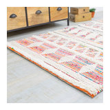 Nula Textured Recycled Rug - Extra Large