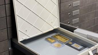 Safety Deposit Vaults - Safety Deposit Boxes