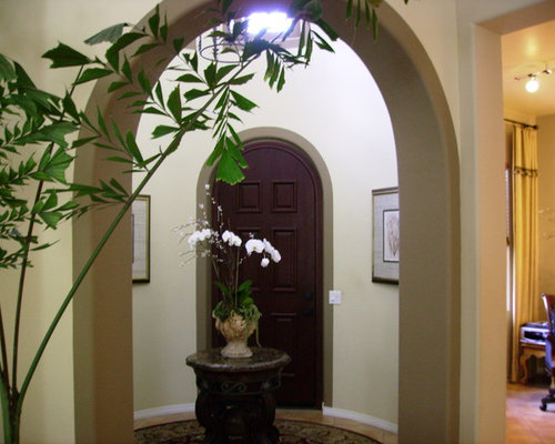 Painted Arch | Houzz