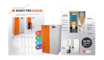 SmartFire 15/22/41 kW