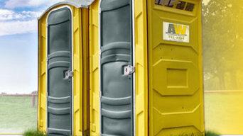 Portable Toilet Rentals in St. Petersburg FL