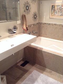 Contemporary Contemporary Bathroom Albuquerque By Strell Design