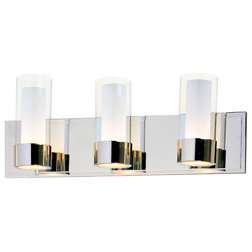 Transitional Bathroom Vanity Lighting by HedgeApple