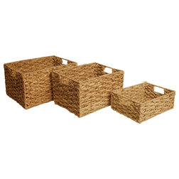 Beach Style Baskets by WALD IMPORTS
