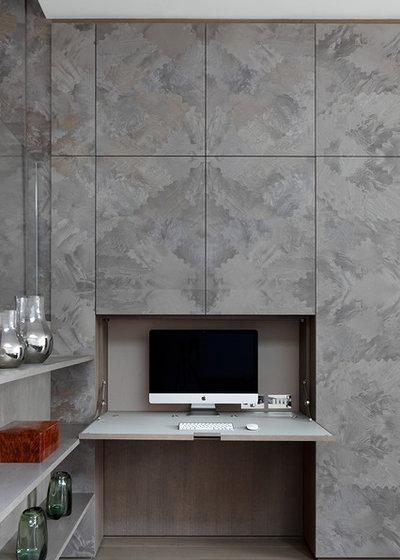 Современный  by MWAI Architecture and Interiors