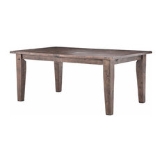 "Irish Coast Extension Table, Sundried Ash, 72""/96"""