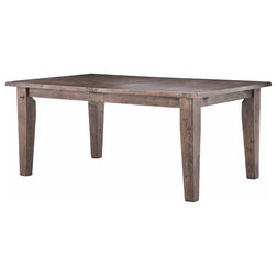 Rustic Dining Tables by The Khazana Home Austin Furniture Store
