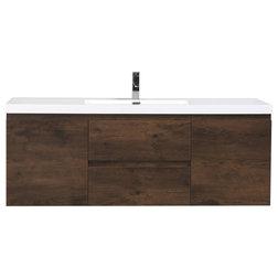 Modern Bathroom Vanities And Sink Consoles by Bathroom Vanity Wholesale INC.