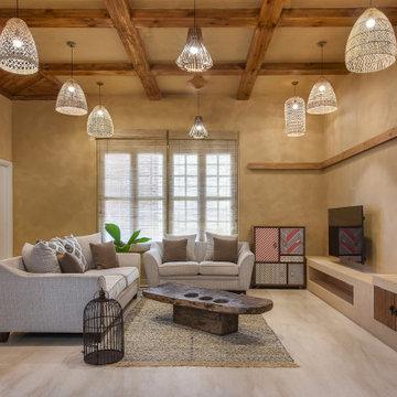 Rahul & Sarita's Modern Villa