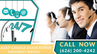 Garage Door Repair Emergency Service
