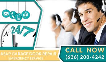 Garage Door Repair Emergency Service