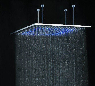 LED Rain Shower Head