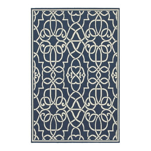 Orian Veranda Indoor Outdoor Indo China Area Rug