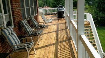 Bridgewater deck completion