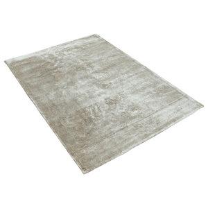 Dolce Silver Rectangular Rug, 160x230 cm