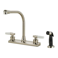 Hardware House - Hardware House 12-3419 2-Handle Kitchen Faucet - Kitchen Faucets