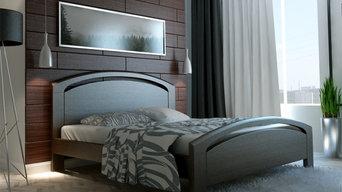 Кровать Дрёма Натура Алтай
