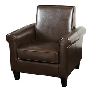 Awesome Gdf Studio Carlton Tub Design Club Chair With Nailheads Bralicious Painted Fabric Chair Ideas Braliciousco