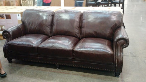 Admirable Are Brown Leather Couches Dated Ibusinesslaw Wood Chair Design Ideas Ibusinesslaworg