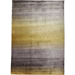 Linie Grace Rug, Yellow and Silver, 200x300 cm