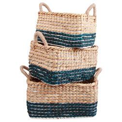 Tropical Baskets by DEI