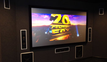 Домашний кинотеатр на встраиваемых акустических системах Definitive Technology