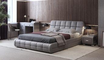 дизайнерская кровать Corso 6