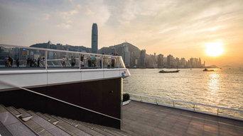 Ocean Terminal Extension, Foster+Partners