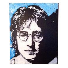 "John Lennon Portrait Painting 16""x20"" by Matt Pecson"