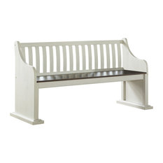 Joanna Bench With Back